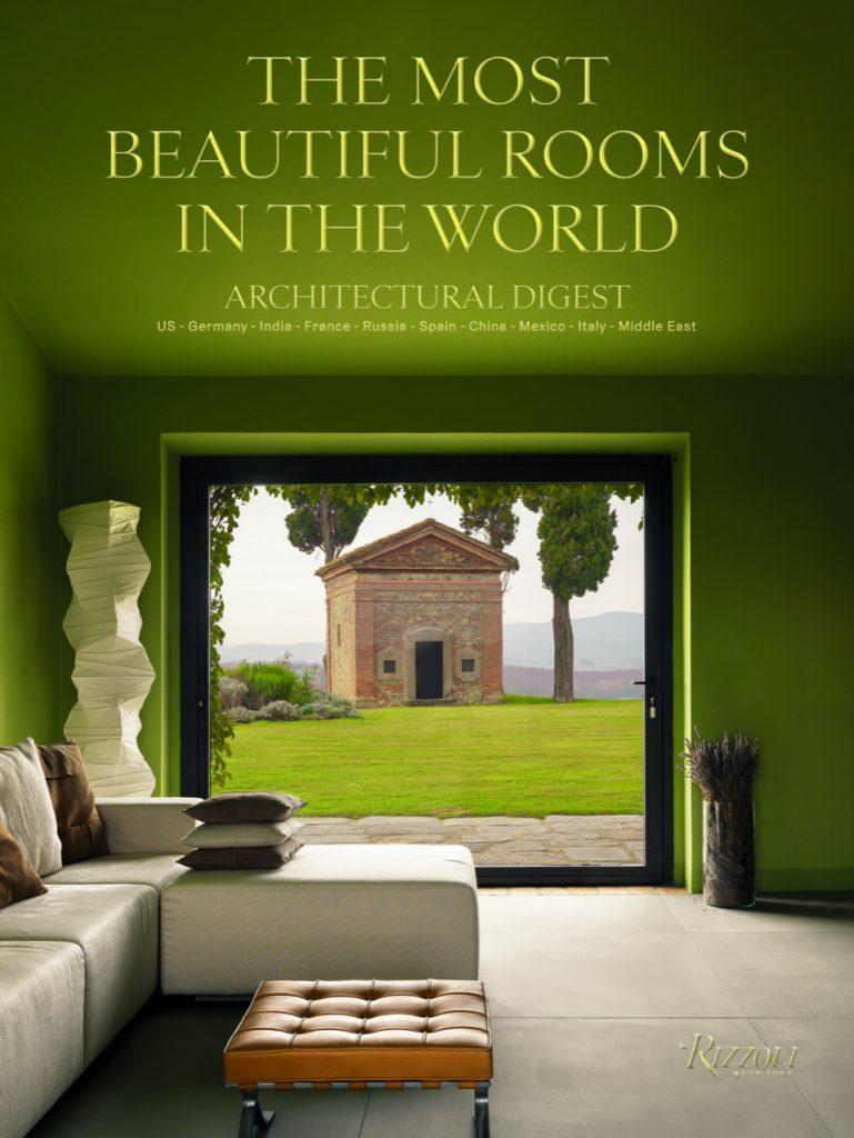 copertina AD Italia mosto beatiful rooms in the world