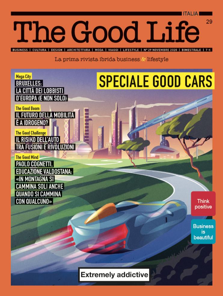 copertina the dood life AD Dal Pozzo